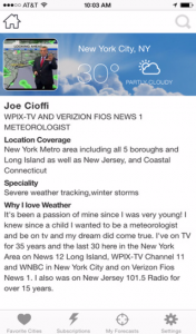 meteorologist app Best Mobile Weather App For Business!