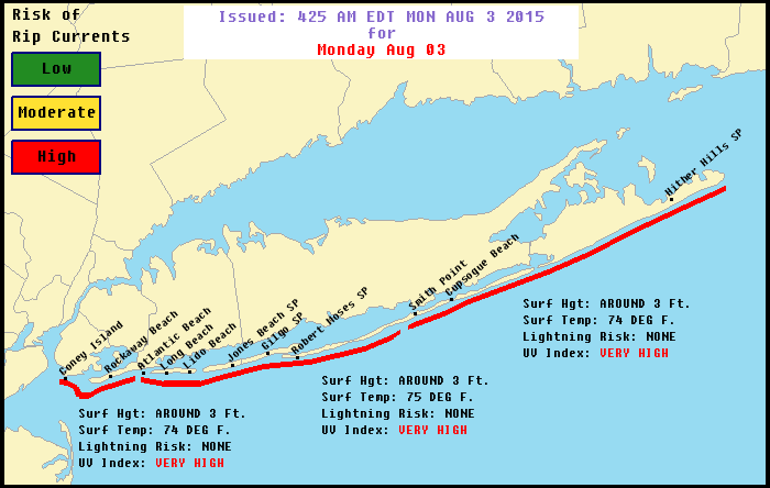 Long Island Hurricane