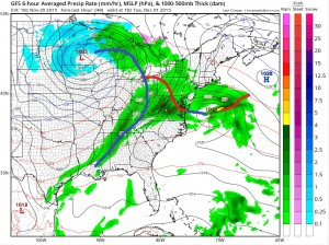 gfs48 cold long island