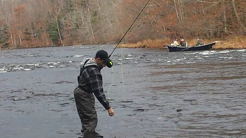Steelhead fishing pulaski ny no fish today weather for Fishing forecast today