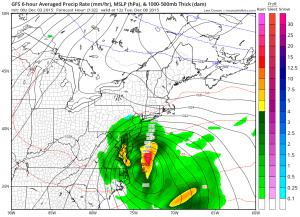 gfs132 coastal rain storm fios1 news
