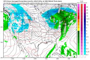 gfs168s gfs weather model