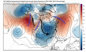 gfs384 weather models