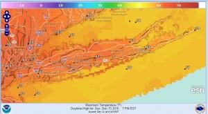 longisland2 record temperatures, fios1 news