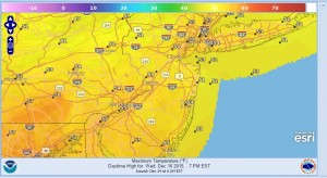 wednesday record highs