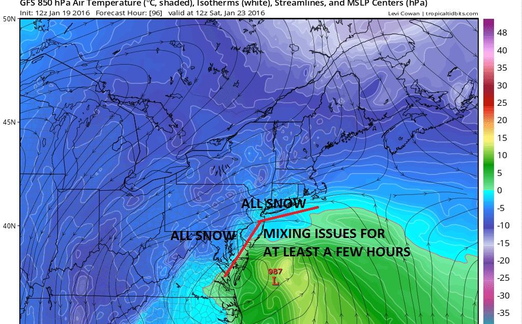 major winter storm threat