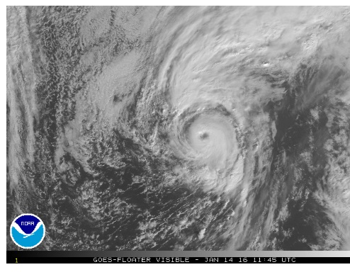 hurricane alex joestradamus