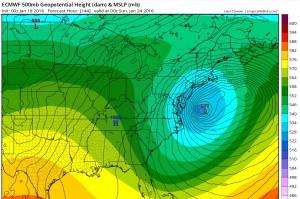 winter storm threat