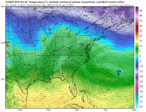 noreaster threat goes