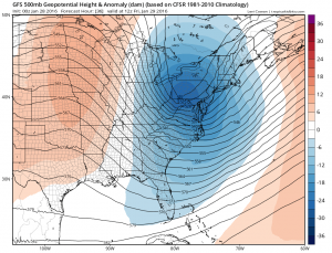 gfs36 Weather Model Confusion Friday NAM GFS & RGEM FOR FRIDAY