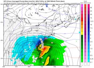 gfs84 GFS MODEL REMAINS BULLISH FOR SNOW