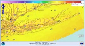longisland2 Long Island Weather Warming Up