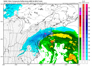 nam33 Blizzard Warning FiOS1 News Weather Long Island