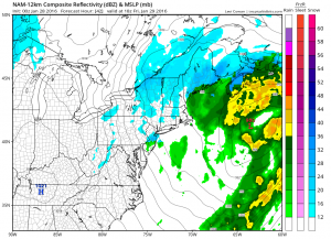 nam42 Weather Model Confusion Friday NAM GFS & RGEM FOR FRIDAY