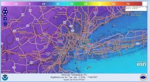 nyc deep freeze