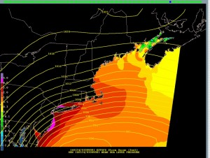 Coastal Flooding Storm Surge New Jersey Long Island