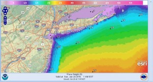 major coastal flooding snowfall forecast