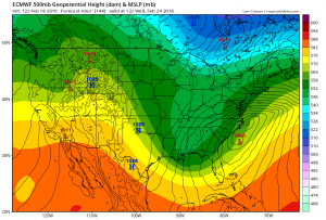 euro144 Weather Models Continue Adjusting