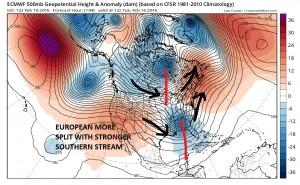 euro144 Winter Weather Pattern