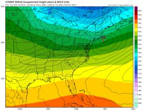 Warm Weekend Storm Threats Continue