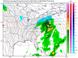 gem144 Canadian Weather Model Nam Model Gfs Model