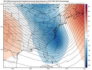 gfs144 GFS Long Range Model Winter Storm Threat