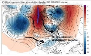 gfs384 Winter Weather Pattern