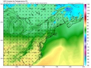 gfs84 Meteorologist APP Weather Forecast Wednesday
