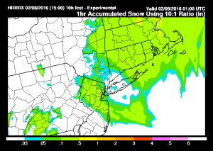 hrrr10 more rounds of snow