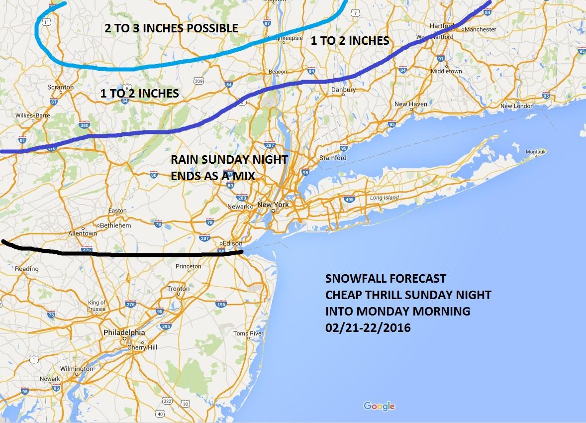 FiOS1 News New Jersey Weekend Forecast