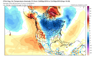 Long Range Cold Early April