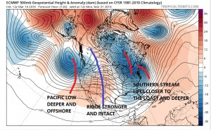 euro120 Weather Models Bullish Noreaster March Snow