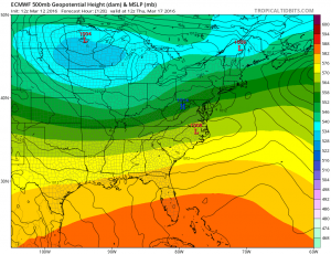 euro120 Weather Models Show Typical Early Spring