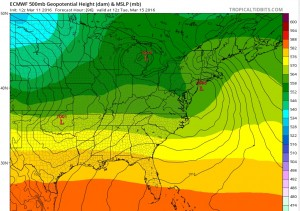 euro96 Joestradamus Sees Damp Chilly Weather Ahead Euro Model