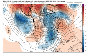 gem144 Euro Model Gfs Model Canadian Model Differences