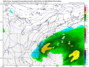 gem150 canadian model Weather Conditions Improving
