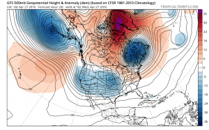 gfs00 Spring Blocking Continues
