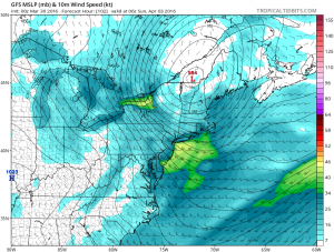 gfs102 Strong Winds Return Saturday Night