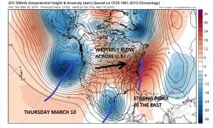 gfs192 Blowtorch Pattern Change Coming