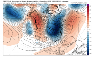 gfs234 Colder Pattern Coming