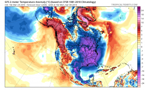 gfs252 Colder Pattern Coming