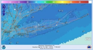LONG ISLAND SNOW ENDING SOON