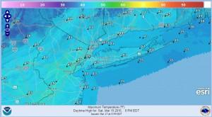 saturday Weekend Colder Snow Threat Sunday