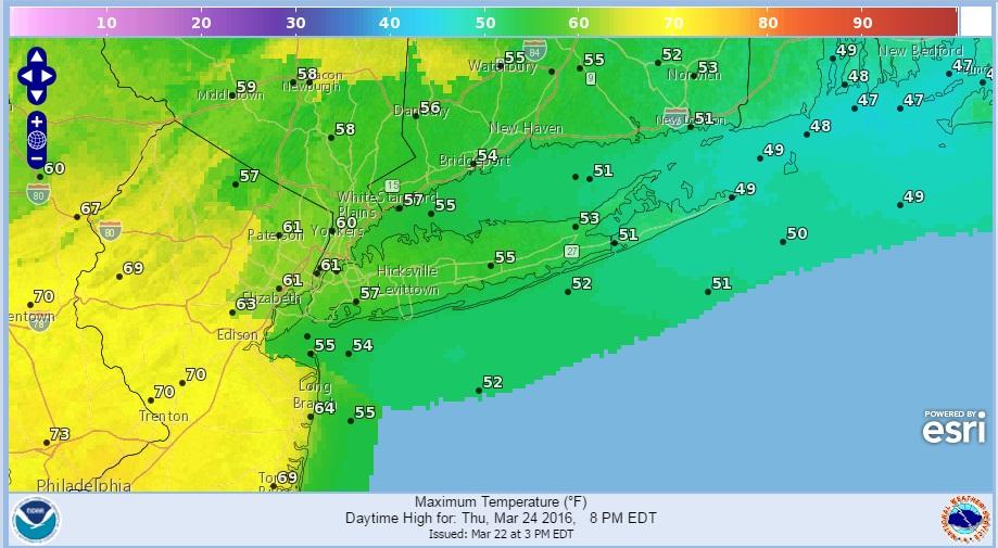 thursday Springtime Warmth Wednesday