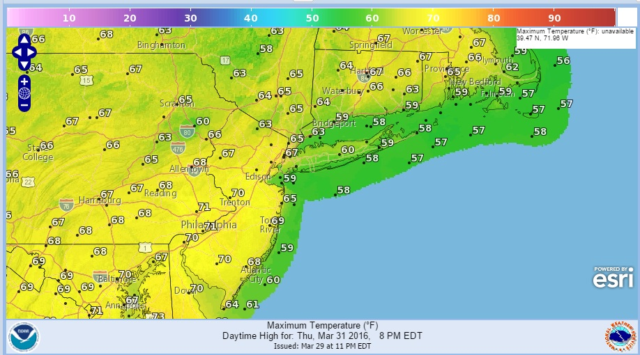 Strong Winds Return Saturday Night