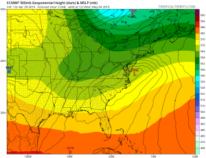 euro144 Euro Model Gloomy Look Next Week