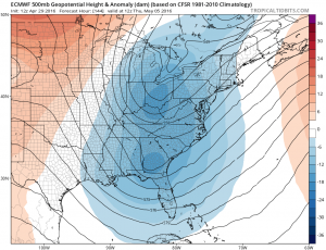 euro144 Euro Model Very Dynamic Next Week