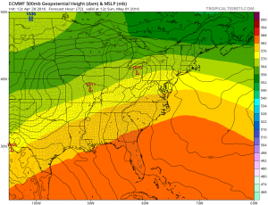 euro72 Euro Model Gloomy Look Next Week