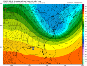 euro96 Weekend Storm Threat Hinges On Polar Vortex