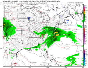gfs138 Joestradamus Weather Outlook More Blocking